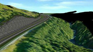 E39 skal få tre felt: I 2022 er det slutt på køene opp mot Ørskogfjellet
