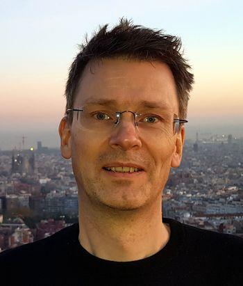 Morten Hanshaugen, sjef for infrastrukturavdelingen i Finn.no.