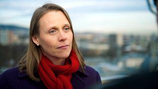 Tekna-president Lise Lyngsnes Randeberg.