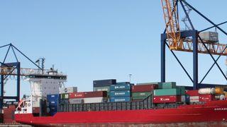 Automatiserer havner med norsk teknologi