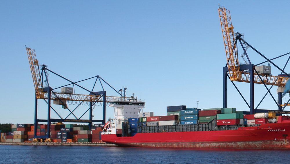 Semcon og Yeti Move skal utføre en studie for Yilport og se på autonome løsninger for å effektivisere containerhåndtering i Gävle havn.