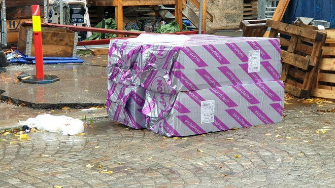 Plast emballasje byggavfall resirkulering gjenvinning norsk svensk forskning utvikling fou chalmers borregaard jm