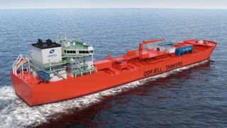 Skal løse skipsfartens klimagassproblem med multifuel brenselcelle