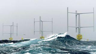 Denne vindturbinen er helt annerledes enn de du har sett før. Snart skal den testes i Norge