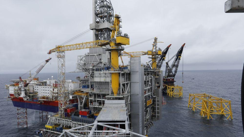 Opptrapping av oljestreiken er avverget.