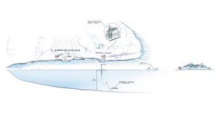 Fire skipslaster ammoniakk fra Finnmark kan forsyne Svalbard med energi et helt år