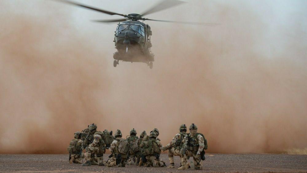 Et av dagens franske NH90 TTH. Den franske hæren skal om fire-fem år motta en oppgradert versjon.