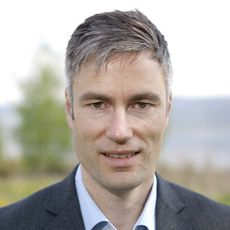 Espen Olsen, informasjonssjef i Toyota Norge.