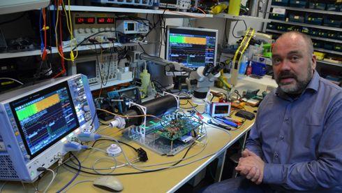 Norskutviklet Ladar for skip er snart klar: Kan bli øynene til framtidens autonome skip