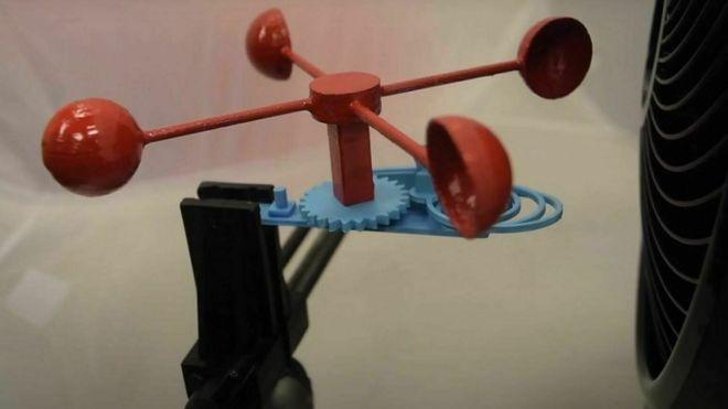 3D-printede sensorer fungerer helt uten batterier og elektronikk