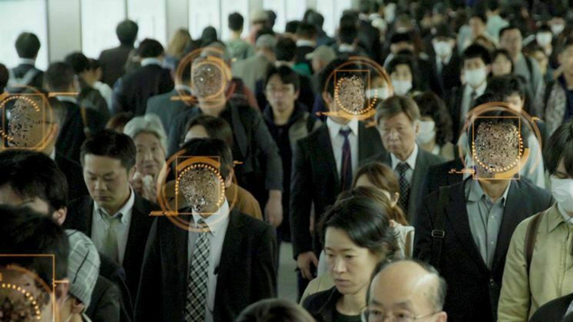 Ansiktsgjenkjenningsteknologi er et av temaene i den norske filmen «iHUMAN».