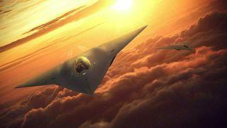 USA bekrefter at de flyr superhemmelig jagerfly av 6. generasjon: – Imponerende at de har klart dette på kun ett år