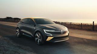 To nyheter fra Renault: Elektrisk Megane og «Europas billigste elbil»