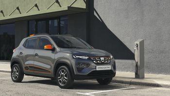 I motsatt ende av skalaen finner vi Dacia Spring. Prisen er ikke kjent, men importøren sier at det skal bli Europas billigste elbil.
