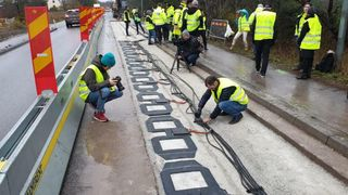 I Sverige skal 2000 km vei bli elektrisk innen 2030