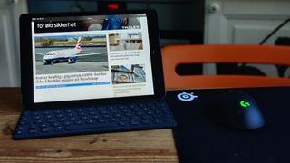 Apple mener du kan bruke den billigste Ipaden som PC: Vi tok utfordringen på alvor