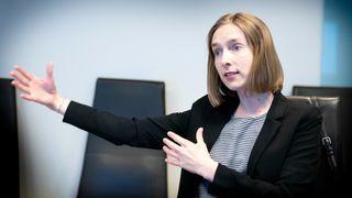 Næringsminister Nybø har ansvaret for at Norge underkaster seg et fransk selskaps hemmelighold