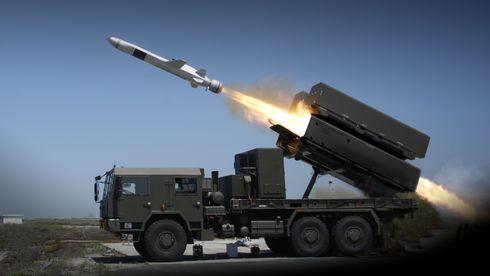 Romania får lov til å kjøpe norske missiler til kystforsvar ved Svartehavet