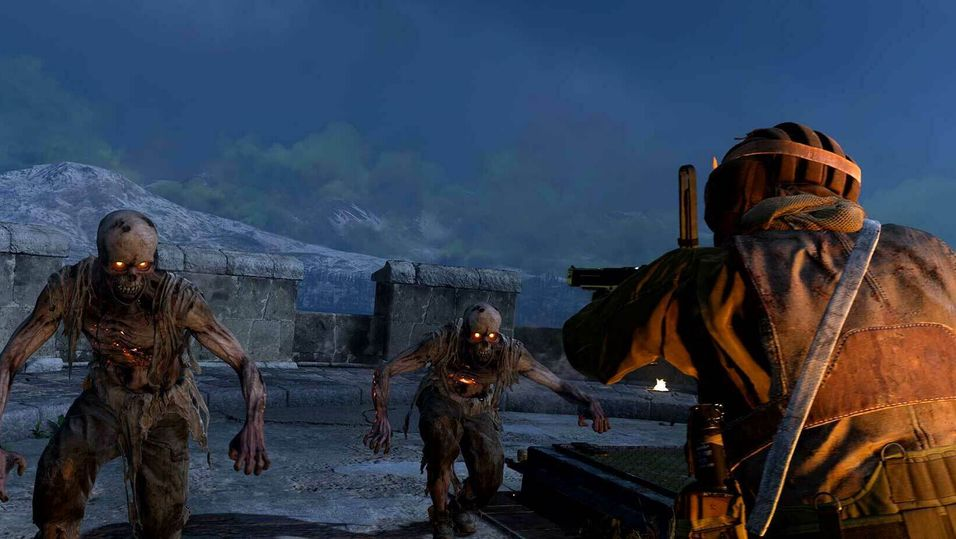 Call of Duty: Warzone feirer halloween med battle royale-zombier