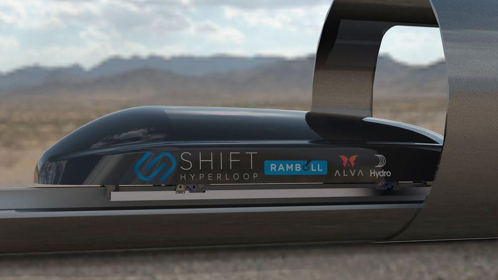 Studentene skal utvikle en Hyperloop-pod til den internasjonale Hyperloopkonkurransen SpaceX i California.