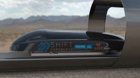 Norske studenter utvikler hyperloop-pod til stor, internasjonal konkurranse