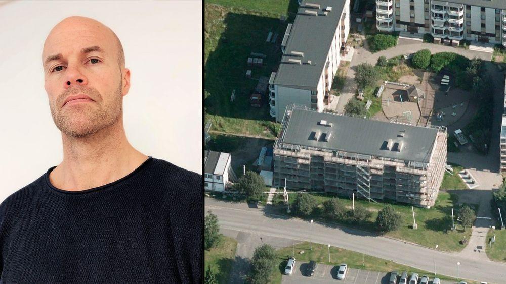 Brenden og Co leverte stillaser til denne fasade-rehabiliteringen på Smedstua i Oslo uten å få betalt. Saken gikk til retten, og der vant de på alle punkter.
