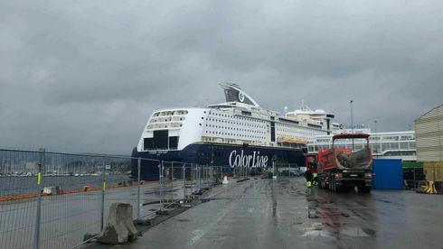 Oslo havn, september 2020.