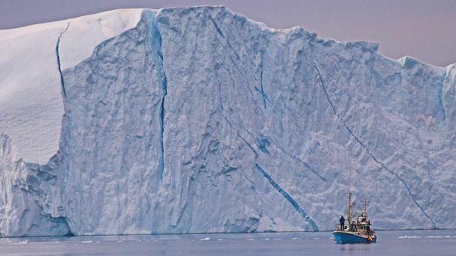 Grønland: Mer snø og varmere sommere kan frigi enorme mengder CO₂