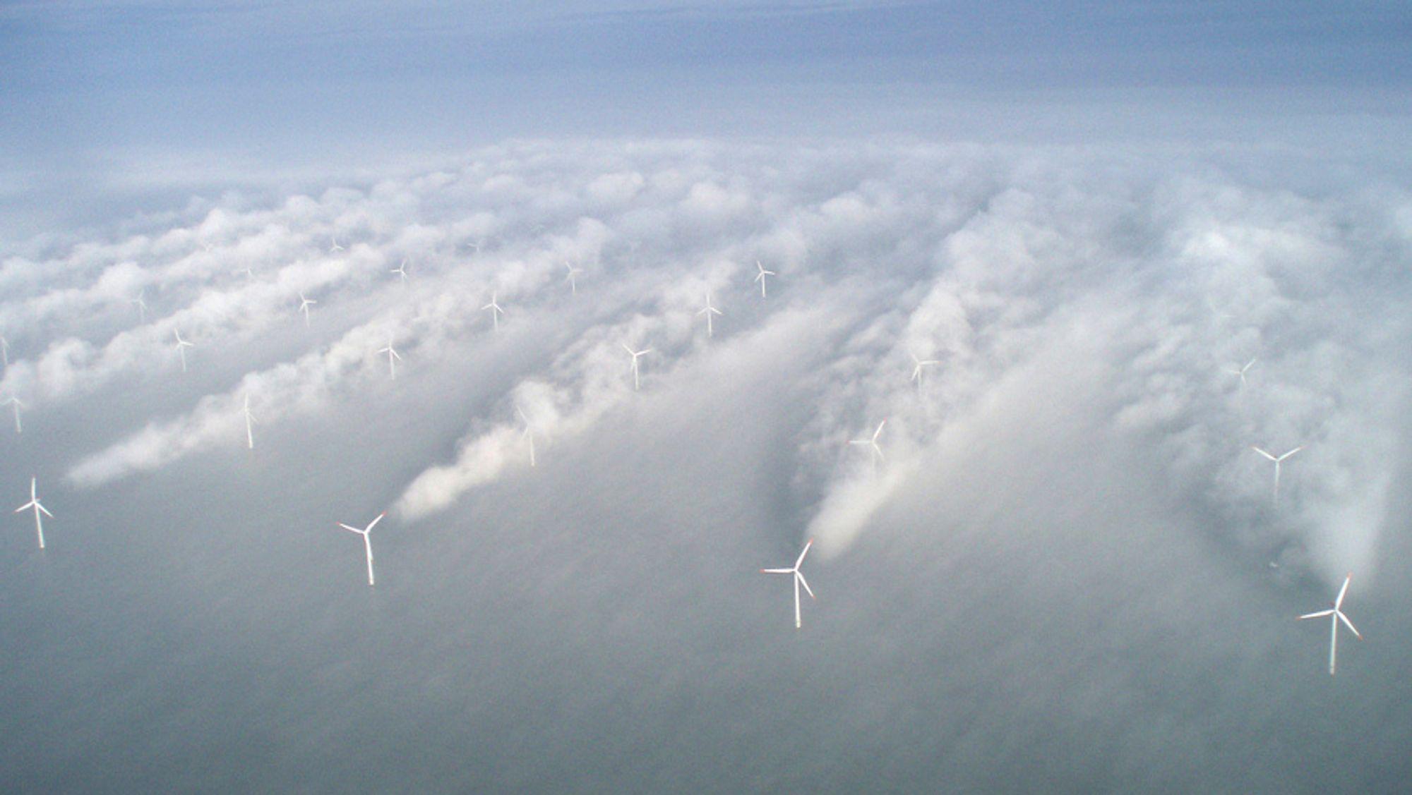 Kongsberg Maritim leverer teknologi som skal gjøre det raskere å sette opp havvind--turbiner. Systemet tas i bruk når Equinor installerer verdens største havvindpark.