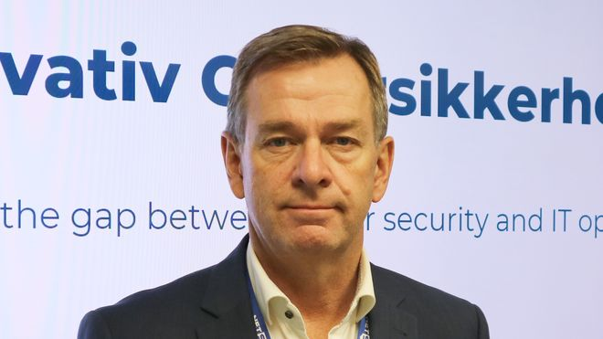 Jan Søgaard i Netsecurity.