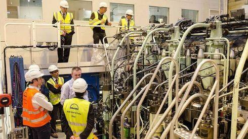 Skal teste ammoniakkmotor i Danmark – klar til 2024