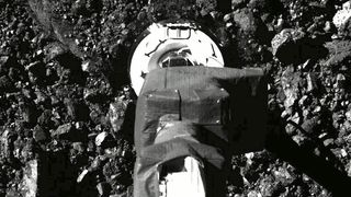 Vellykket landing på asteroide – og fikk trolig samlet inn stein- og støvprøver