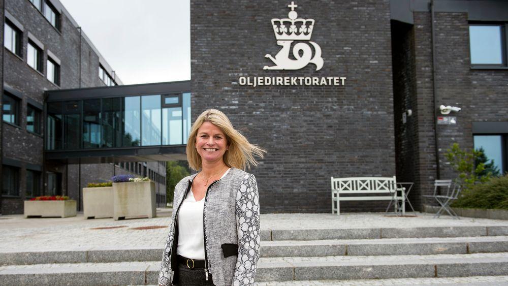 Ingrid Sølvberg er leder i Oljedirektoratet. Nå skal hun og resten av hovedledelsen ansette 10 ledere til neste ledernivå.