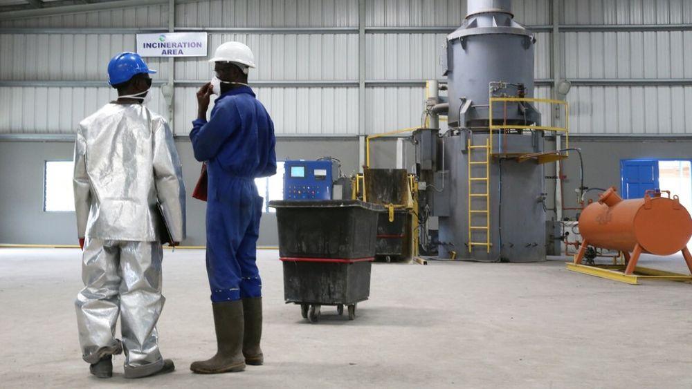– Ghana har lover om åpenhet og regler om miljø og sikkerhet på høyt nivå i afrikansk sammenheng. Mye på grunn av Olje for utvikling, sier Solhjell.