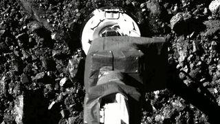 Nasa mister verdifulle asteroide-prøver