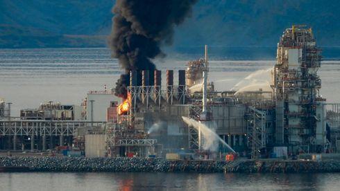 Equinor holderpetroleumsanlegg stengt i ett år etter brann