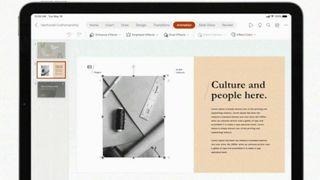 Nå blir det enklere å bruke Office på iPad