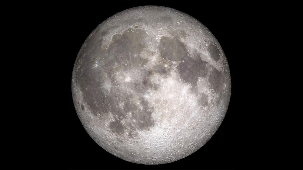 Forskere mener månen inneholder mer vann enn tidligere antatt.