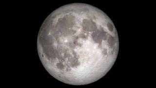 Kan være langt mer vann på månen enn tidligere antatt