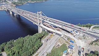 Varoddbrua i Kristiansand ytterligere forsinket - ikke ferdig før i mars/april 2021