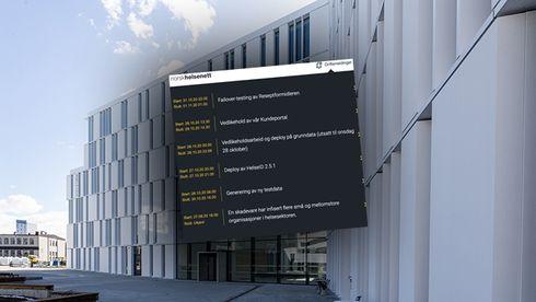 Den statlige IT-giganten Norsk Helsenett skal ansette to nye ledere