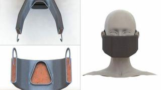 MIT-forskere: Patent på ny maske som tar livet av koronavirus
