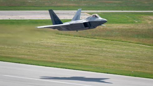 Jagerflyet er aldri blitt eksportert: Nå skal Israel ha bedt om F-22 for å beholde overtaket i Midtøsten