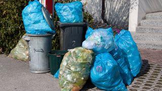 Selv om du kildesorterer er det mye plast som aldri blir resirkulert. Ny kamerateknologi kan være løsningen