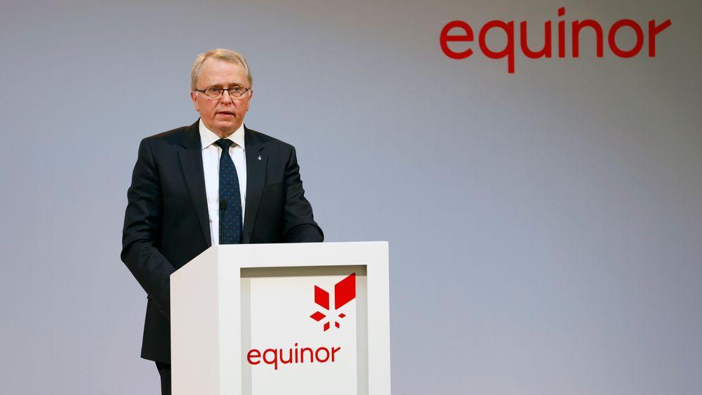 Eldar Sætres siste resultatfremleggesle som konsernsjef i Equinor, viser at selskapet sliter med laver priser.