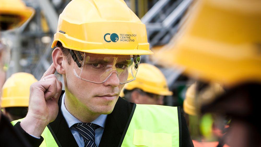 Ola Borten Moe, i dag nestleder i Senterpartiet, var olje- og energiminister i den rødgrønne regjeringen da Barentshavet sørøst ble åpnet for oljeboring.