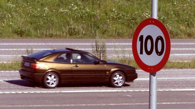 Vestland fylke krever å få sette sine egne fartsgrenser