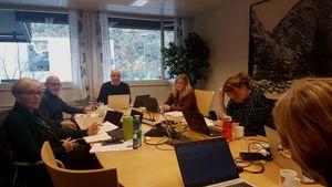 Ei ekkel oppleving å få hjorten på panseret – NRK Vestland