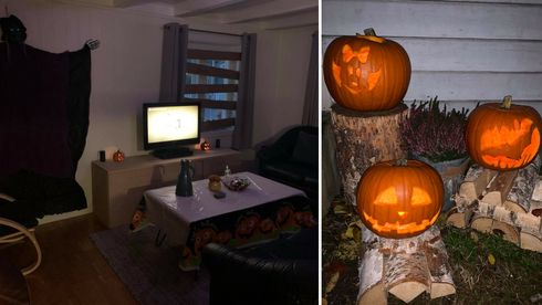 Tre tips til koronavenleg Halloween feiring