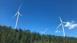 Nå har vindkraftnæringen større omsetning enn vannkraft